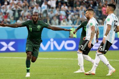 Nigeria's Moses quits international football