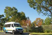 Taxi industry intimidation forces suspension of GO GEORGE bus services