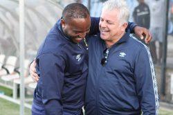 Benni McCarthy for Bafana post?