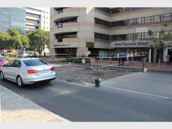 RThe incident took place on Baker street in Rosebank. Photo: File