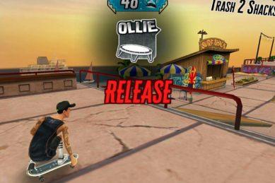 Nyjah Huston: #Skatelife app review