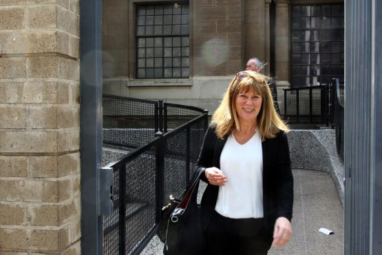 Tigon accused Sue Bennett at the beginning of the trial in 2016. Picture: Supplied