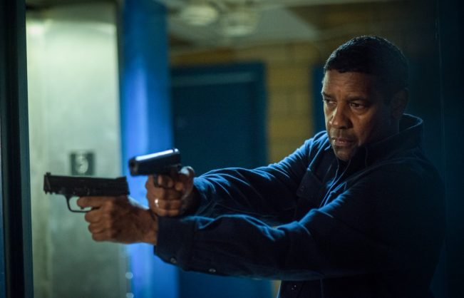 Denzel Washington as Robert McCall in The Equalizer 2. Picture: CTMG