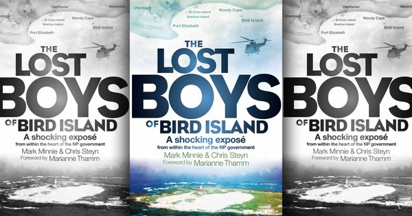 The Lost Boys of Bird Island cover. Image: Twitter/@cobbo3