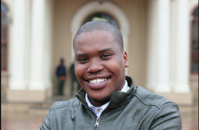 New DA councillor at Nelson Mandela Bay Metro Siyamthanda Vimbani. Picture: DA