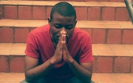 Student activist Bonginkosi Khanyile. Picture: Facebook.