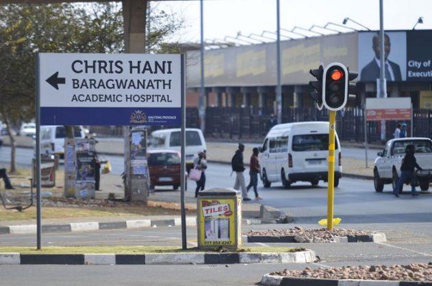 Elective surgeries have resumed at Chris Hani Baragwanath Hospital