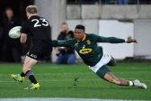 Stats kings: The Springboks' stars in the Rugby Champs to date