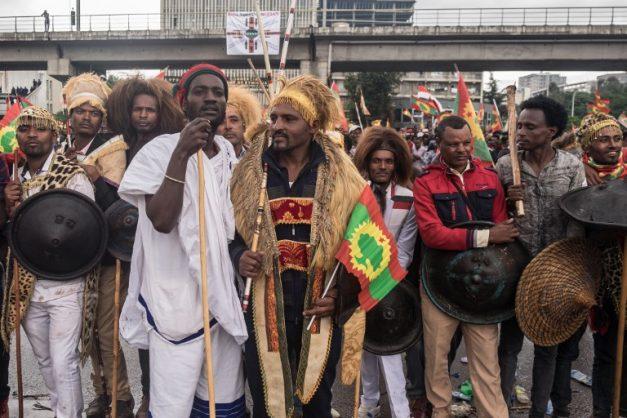 Ethiopian ethnic violence kills 44
