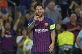 Messi scores hat-trick as Barcelona thrash PSV