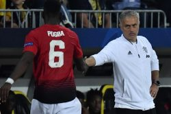 Mourinho issues challenge to Pogba after missing Fulham rout