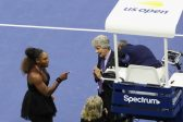 WATCH: Serena's meltdown at the US Open