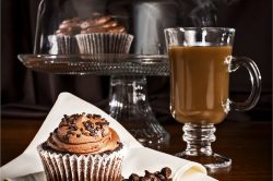 Recipe: Coffee-infused cupcakes