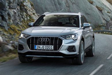 Next-generation Audi Q3 is a family SUV with great all-round talents