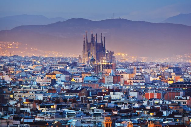 Barcelona, Spain. Picture: iStock