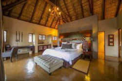 Four luxurious bushveld beds and an urban gem