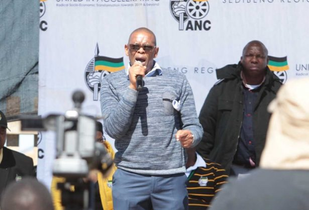 Yes, I had meeting with Zuma – Ace