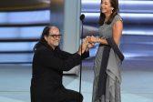 Emmy winner Glen Weiss' surprise marriage proposal steals show