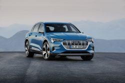 New Audi e-tron set to be electrifyingly fun to drive
