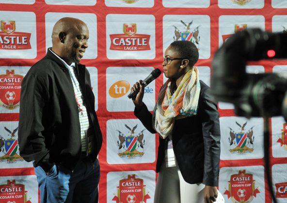 Moses Maliehe coach of Lesotho (Muzi Ntombela/BackpagePix)