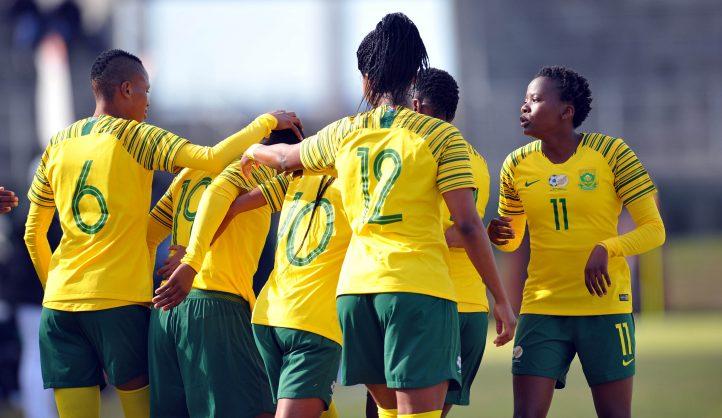 Banyana to meet Cameroon in Cosafa Cup final