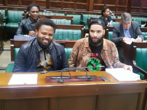 BLF spokesperson suspended on Twitter, just keeps on tweeting anyway
