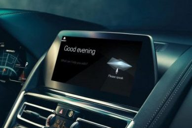 'Hey BMW' – that's how you'll soon command your BMW