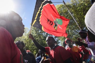The EFF is looking strong, and increasingly dangerous