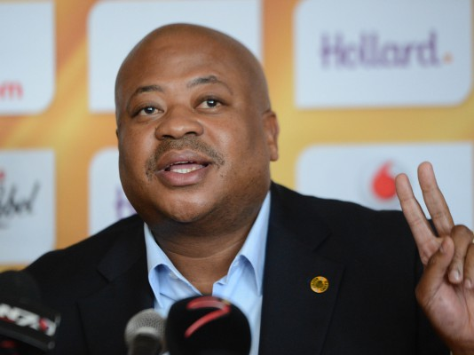 Bobby Motaung, Football Manager of Kaizer Chiefs.