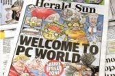 Defiant Australian paper reprints 'racist' Serena cartoon