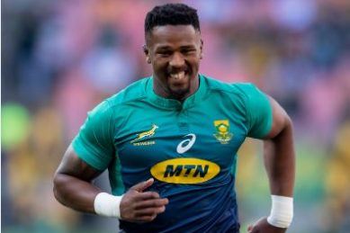 Sikhu Notshe used Blitzboks tools to deal with intense Test