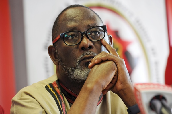 Zwelinzima Vavi released from hospital after admission for Covid-19