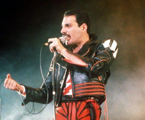Five magical Freddie Mercury moments