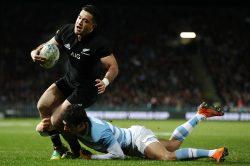 All Blacks' bursts undermine spirited Pumas