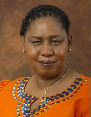Deputy Minister of Social Development Hendrietta Bogopane-Zulu. Picture: ANA
