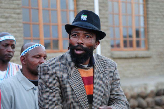 Ramaphosa considering king Dalindyebo pardon