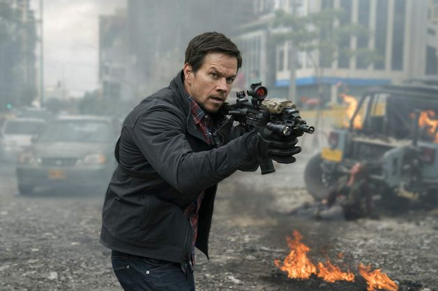 Mark Wahlberg as James Silva in Mile 22. Picture: STX Films