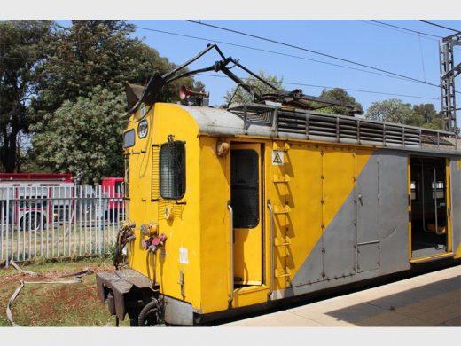 Seven injured in Rhodesfield train explosion