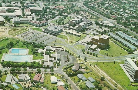 Aerial view of Sasolburg. Picture: Facebook