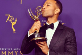 John Legend becomes youngest person and first black man to achieve EGOT status