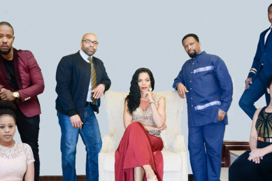 Diamond brings a dead body at the Mabuza residence this week on 'The Queen'