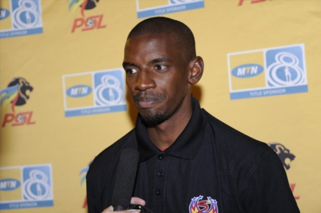 Ricardo Katza during the 2011/2012 MTN8 season launch at the MTN Head Quarters on July 25, 2011 in Roodepoort, South Africa.Photo by Samuel Shivambu / Gallo Images