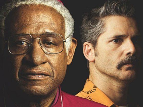 The Forgiven stars Forest Whitaker as Archbishop Desmond Tutu