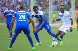 Enyimba discover scoring form to rout Rayon