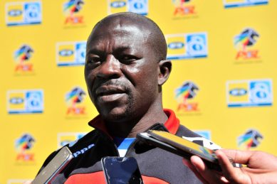 Kaitano Tembo eyes third MTN8 final with SuperSport