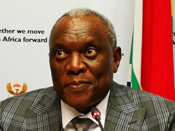 Minister of Telecommunications and Postal Services, Siyabonga Cwele. Picture: ANA