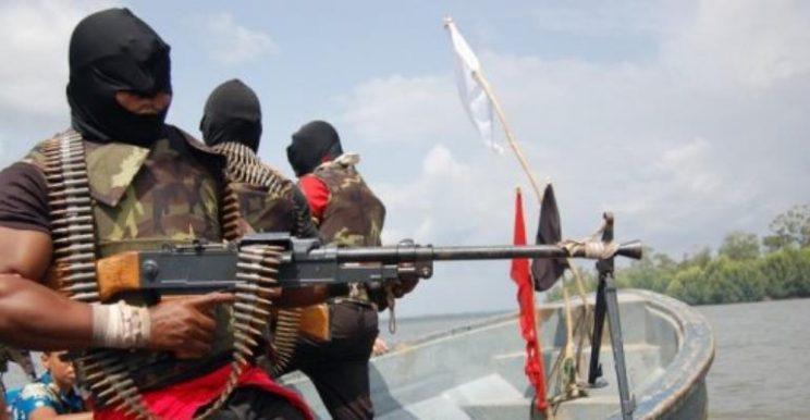 Pirates off Nigeria's coast attack Swiss ship