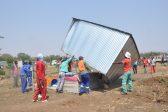 People left homeless as shacks flattened in Rustenburg