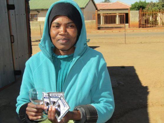 Hammanskraal resident, Margaret Murudu allegedly became sick before the metro undertook to clean the local dams.