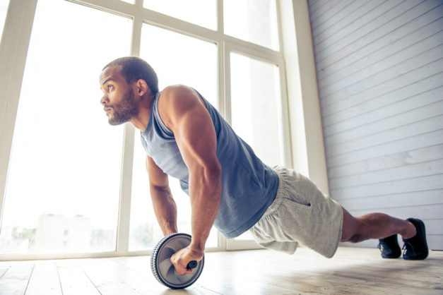Four bodyweight exercises from celebrity trainers